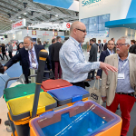 Exposanten Interclean Amsterdam 2018: Intersoft Solution Europe, Kärcher, LEVIY, Meclean