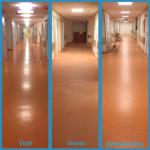 Forbo Flooring en Duofort introduceren razendsnelle toplaaghersteller Marmoleum UV-CareShield