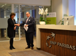 Dolmans en BNP Paribas