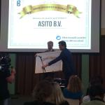 Schoonmaakbedrijf Asito wint Award Diversiteit in Bedrijf