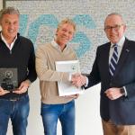 Schoonmaakbedrijf ICS behaalt MVO-keurmerk 'Veilig en Duurzaam op weg'