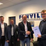 Fonville Schoonmaakbedrijven kiest opnieuw voor Ecolab
