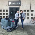 ICE Benelux en ParkingYou zorgen voor schone parkeerplaatsen