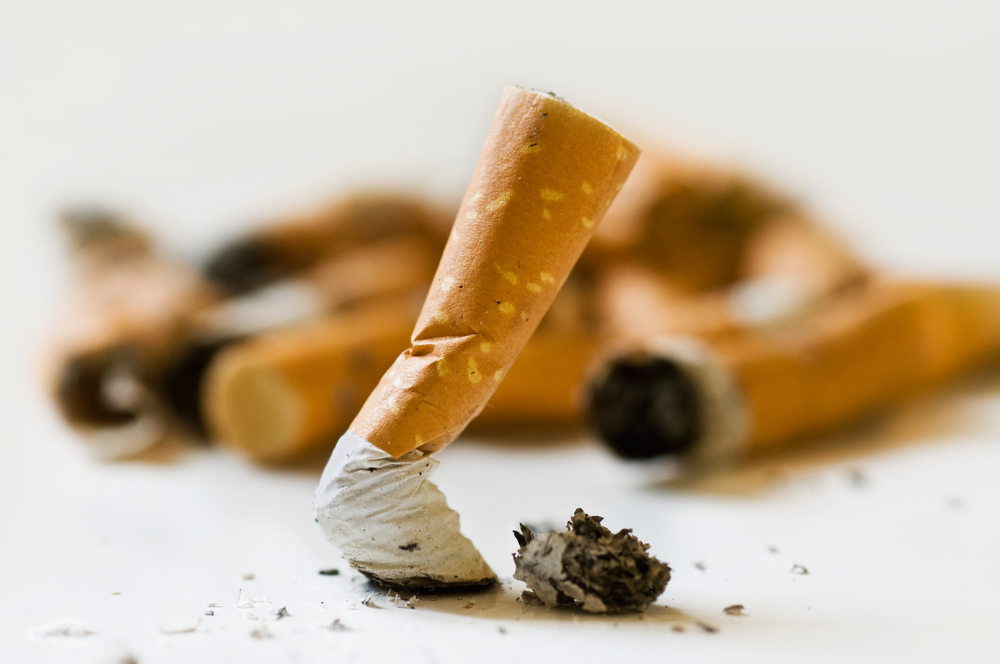 """""""Het regelmatige gebruik van schoonmaakmiddelen heeft hetzelfde effect als 20 sigaretten per dag"""""""
