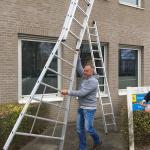 OSB strijdt voor behoud huidige ladder voor glazenwasser (en onderzoekt nanotech)