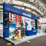 Wecoline neemt deel aan Interclean Amsterdam 2018 met twee stands