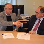 Schoonmaakbedrijf Dolmans nieuwe schoonmaakpartner van Ichthus College in Veenendaal
