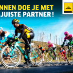Kärcher Official Cleaning Partner van de LottoNL-Jumbo wielerploeg
