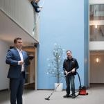 Ondernemen met schoonmaak ZZP'ers: Bedrijfsportret van Penning Dienstverlening