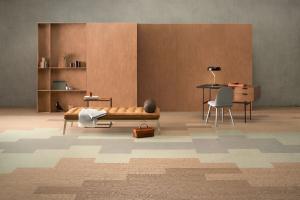 Forbo flooring introduceert follow up collectie marmoleum modular