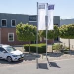 Vlietstra Schoonmaak viert opening nieuw hoofdkantoor
