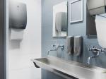 Vendor Smart Washroom in Ziggo Dome samen met Effektief Groep
