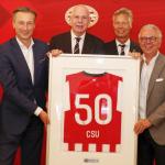 Schoonmaakbedrijf CSU verlengt contract met landskampioen PSV