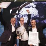 Kärcher wint Amsterdam Innovation Award tijdens Interclean Amsterdam 2018
