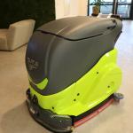 Autonome schoonmaakrobot maakt opmars