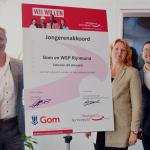 Gom biedt jongeren in regio Rotterdam meer kansen op werk