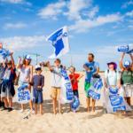In 15 dagen tijd de Noordzeekust schoon: 11.163 kilo afval opgeruimd