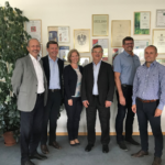 Werner & Mertz al 15 jaar EMAS-gecertificeerd