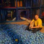 schoonmaakbedrijf 't Blomke is gespecialiseerd in ballenbakken reinigen