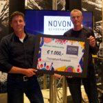 Novon Schoonmaak viert haar 25 jarig jubileum