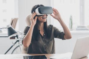 virtual reality in de schoonmaak