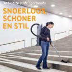 Wat zijn de laatste trends op het gebied van stofzuigers? Waar moet je op letten bij de aanschaf van een stofzuiger? Lees het in onze gratis whitepaper!