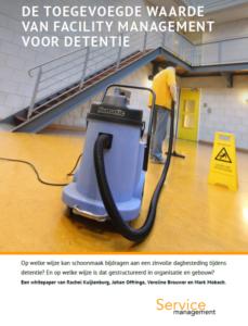 whitepaper schoonmaak en facility management gevangenis