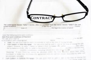 contractmanagement bij schoonmaak
