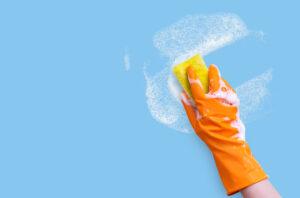 handschoenen schoonmaak