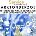 Download nu gratis het marktonderzoek schoonmaak van Service Management