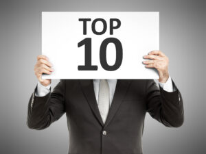 Top tien Nederlandse schoonmaakbedrijven