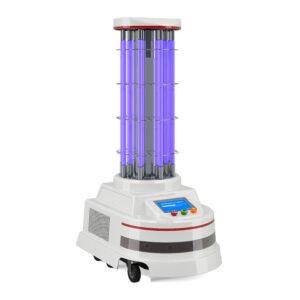 Robots met UV-C-licht worden steeds populairder