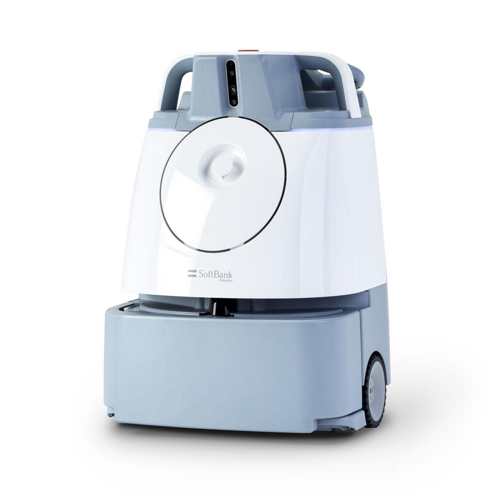 Whiz is de nieuwste schoonmaakrobot van ICE