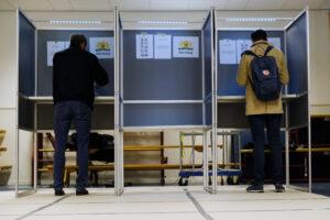Verkiezing in Nederland