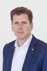 Jean-Paul Christy, directeur Kärcher Nederland en voorzitter NVZ-Nifim
